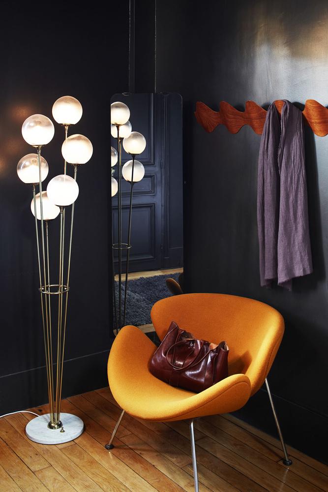 Éclairage Lampe Boules Design